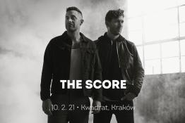 Kraków Wydarzenie Koncert The Score